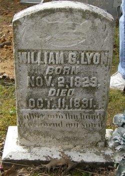 William G Lyon