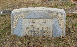 Susie Lee Allen