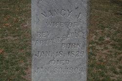 Nancy Jane <i>Houser</i> Badley
