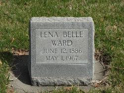 Mrs Lena Belle <i>Thomas</i> Ward