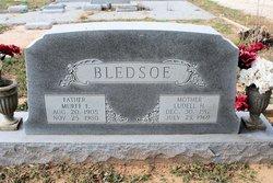 Elizabeth Ludell <i>Howard</i> Bledsoe