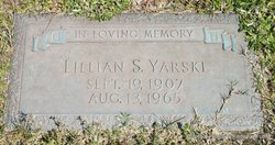 Lillian Madeline <i>Sports</i> Yarski