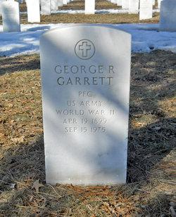 PFC George Russell Garrett