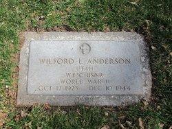 Wilford Lormer Anderson