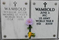 June A Wambold