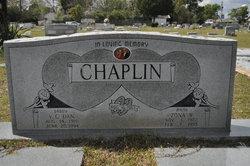 Zona E. <i>Williams</i> Chaplin