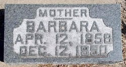 Barbara <i>Stalter</i> Newhouser
