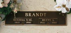 Russell V Brandt