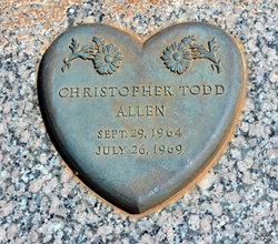 Christopher Todd Allen