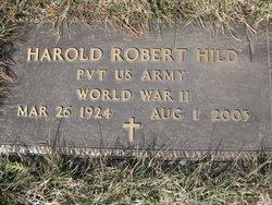 Harold Robert Hild