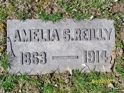 Amelia S Reilly