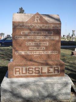 William Woodburn Russler