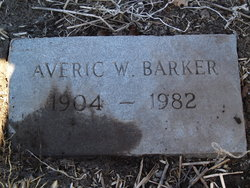 Averic <i>Wing</i> Barker