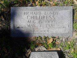 Richard Lundy Childress