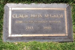 Claud John McGrew