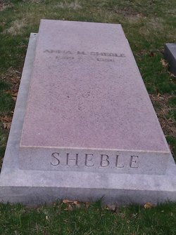 Anna M. Sheble