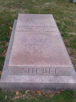 Harriett Smith Sheble