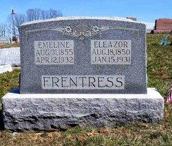 Emeline <i>Leonard</i> Frentress