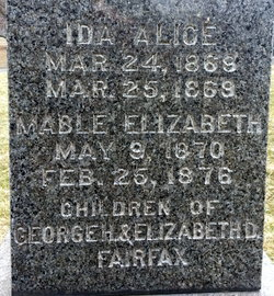 Ida Alice Fairfax