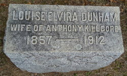 Louise Elvira <i>Dunham</i> Killgore