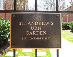 Saint Andrews Urn Garden