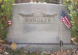 Lena <i>Hollander</i> Handler