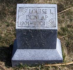 Louise <i>Leggett</i> Dunlap