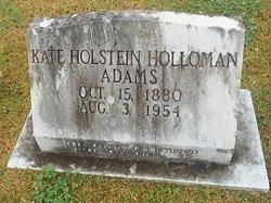 Kate Holstein <i>Hollman</i> Adams
