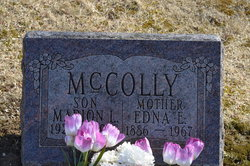 Marion L McColly