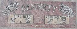 Earl Reed Bennett