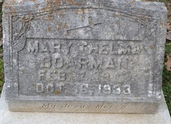 Mary Thelma Boarman