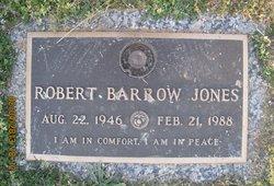 Robert Barrow Jones