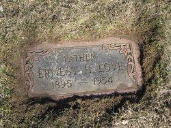 Ernest Howard Love