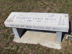 Emma Lucretia <i>Heath</i> McVey