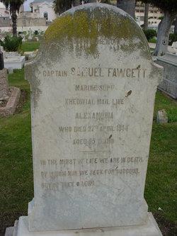 Capt Samuel Fawcett