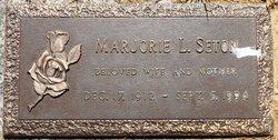 Marjorie Lillie <i>Keough</i> Seton