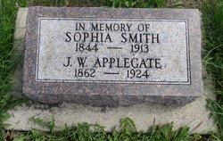 J. W. Applegate
