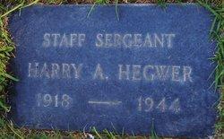 Harry A. Hegwer