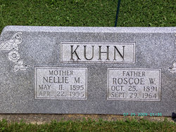 Nellie May <i>Eaton</i> Kuhn