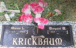 Mary Margaret <i>Kelly</i> Krickbaum