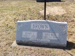 Ona Mae Brown