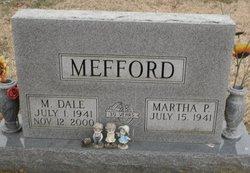 Milton Dale Mefford