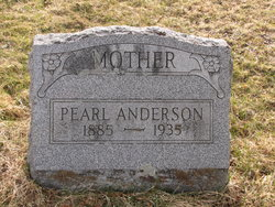 Pearl <i>Atherholt</i> Anderson