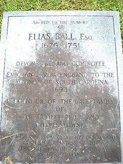 Elias Red Cap Ball