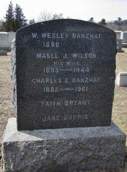 Mabel J. <i>Wilson</i> Banzhaf