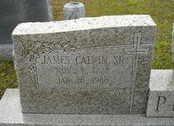 James Calvin Pharr, Sr