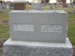 Lucy F. <i>Gregory</i> Calaway