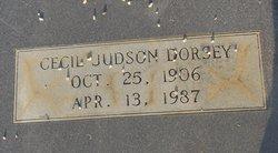 Cecil Judson Dorsey