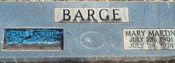 Grace <i>Langridge</i> Barge