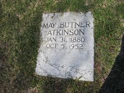 Mary <i>Butner</i> Atkinson